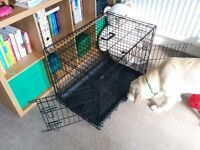 Lazy Bones Dog Puppy Crate