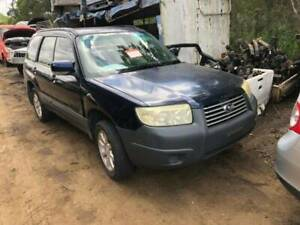 WRECKING 2007 SUBARU FORESTER FOR PARTS Willawong Brisbane South West Preview