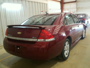 2010 CHEVY IMPALA S2550.00 TRADES WELCOME