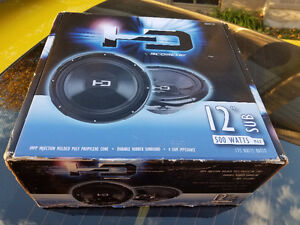 12 Inch Subwoofer. Brand New