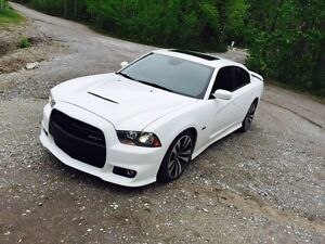 2012 DODGE CHARGER SRT8 6.4L HEMI