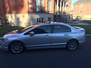 Acura csx 2011 bien entretenu