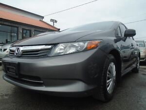 Honda Civic Sdn 4dr Man DX 2012