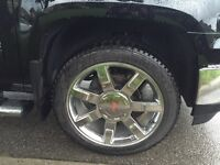 2013 cadillac escalade wheels