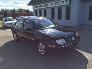 2006 Volkswagen Jetta City Loaded $4950 Cert !!