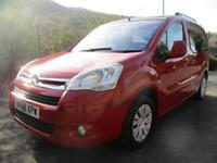 Citroen Berlingo Multispace VTR HDi DIESEL MANUAL 2008/58