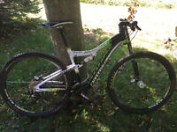 Cannondale Scalpel carbon 2 29ers