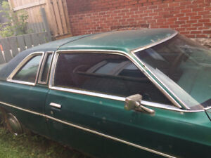 Ford LTD 1978 parts for sale