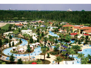 7 nights Orange Lake Resort Orlando Disney 2 Bedrm Sleeps 8