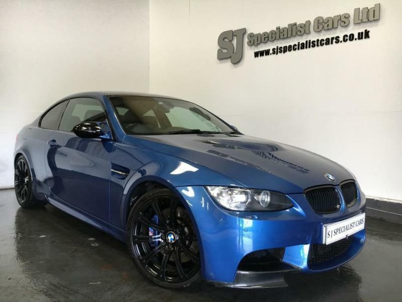 2009 59 Bmw M3 Coupe Monte Carlo Edition Dct 47k Full History