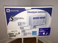 Climatiseur de fenêtre Maytag (8000 Btu)