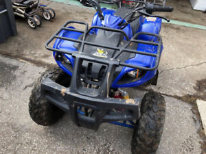 2017 Atv  250cc Mint Condition