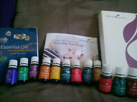Young Living Essential Oils 101 on June 16th
