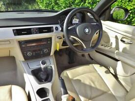 2011 BMW 3 SERIES 320I 2.0 SE Manual Convertible