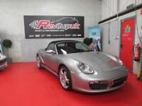 2007 PORSCHE BOXSTER 3.4 S CONVERTIBLE - 6K OPTIONS - STUNNING EXAMPLE
