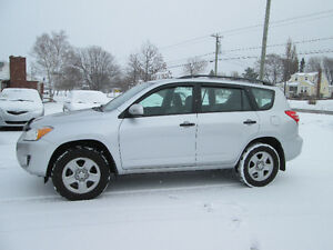 2009 Toyota RAV4 Base SUV, Crossover 4X4 TRADE WELCOME