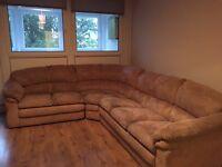 Corner Couch, Sofa