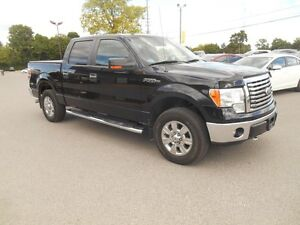 2011 Ford F-150 XTR SuperCrew 5.5-ft. Bed 4WD Peterborough Peterborough Area image 8