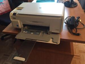 Imprimante HP 3 fonctions