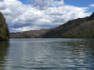 Vue sur le lac et la montagne/View on the lake and the mountain Gatineau Ottawa / Gatineau Area image 4