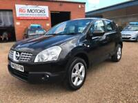 2009 Nissan Qashqai 1.5 dCi 2WD Acenta, Black, **ANY PX WELCOME**