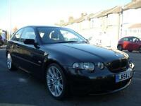BMW 318 2.0 auto 2005 / 54 ti Sport Compact SPARES OR REPAIR