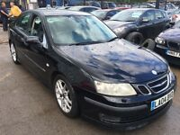 Saab 9-3 2.0 T Aero 4dr LEATHER SCREEN WITH SAT NAV