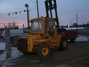 CAT FORKLIFT R80 8,000 LBS