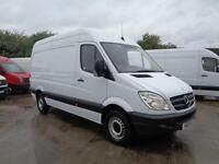 MERCEDES-BENZ SPRINTER 2.1TD | 313 I MWB | 1 OWNER | 2012 MODEL