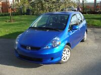 2008 Honda Fit LX - 36,000 KMS !!