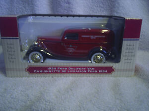 Collectable Antique - Canadian Tire Die Cast 1934 Ford Sarnia Sarnia Area image 7