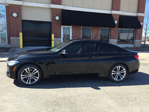 2015 BMW 4-Series 428i xDrive Coupe (2 door) LEASE TAKEOVER
