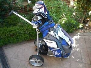 Motorised Light Weight Golf Buggy - As New Never Used Mount Waverley Monash Area Preview
