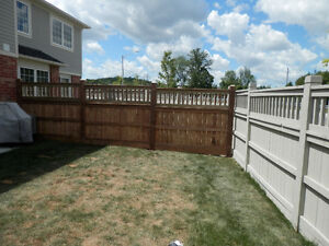 Post Hole, Fence and Deck Clients WANTED! New build or repairs Cambridge Kitchener Area image 7