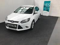 Ford Focus 1.0 SCTi EcoBoost Titanium finance available from £30 per week