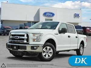 2015 Ford F-150 XLT 4WD w/Bluetooth and Reverse Sensors