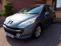 Peugeot 207 1.6 16v 120 Sport. 2007/07 **FINANCE AVAILABLE FROM £12 PER WEEK**