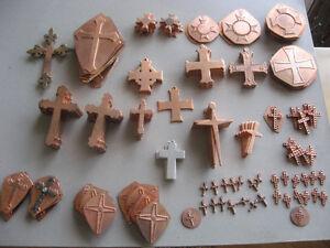 pieces de cuivre pour emaux ou artiste bijoux enamel copper