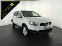2013 NISSAN QASHQAI +2 ACENTA DCI 7 SEATER 1 OWNER SERVICE HISTORY FINANCE PX