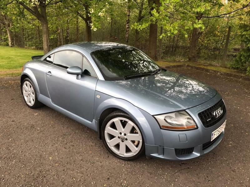 2004 audi tt 3 2 v6 coupe 3dr petrol dsg quattro 238 g km 247 bhp in hyndland glasgow. Black Bedroom Furniture Sets. Home Design Ideas