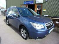 Subaru Forester 2.0 XE Lineartronic 5dr PETROL AUTOMATIC 2015/65