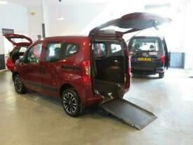 image for 2018 Fiat Qubo 1.4 LOUNGE 5DR DISABLED ACCESS MPV Petrol Manual