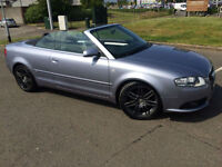 Audi A4 Cabriolet 2.0TDI 2009 Final Edition