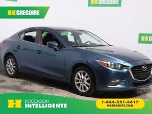 2017 Mazda 3 GS AUTO A/C MAGS CAM RECUL