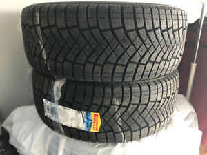 2 brand new winter tires Pirelli Ice Zero 255 55 R18 109 H