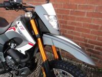 NEW KEEWAY TX125 TRAIL MOTORCYCLE