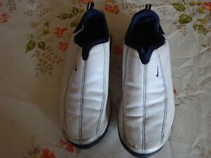 NIKE AIR GOLF SHOES LADIES SIZE 8.5