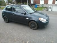 2009 Hyundai Accent GL AUTOMATIQUE 4300 $ , 79 000 km
