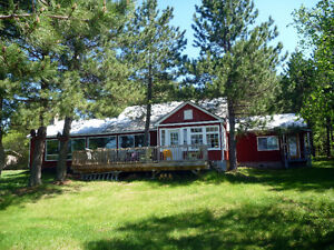 Cottage for rent in Chapleau area