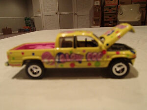 Loose Yellow Blow Pop 1996  '96 DODGE RAM Extended Cab by JOHNNY